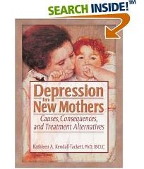 Depression in new mother