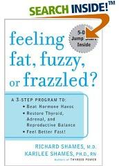 Feeling Fat, Fuzzy or Frazzled