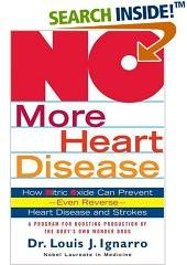 NO More Heart Disease book