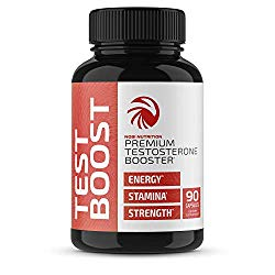 Nobi Nutrition Premium Testosterone Booster for Men