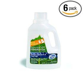 Seventh Generation Laundry Concentrate