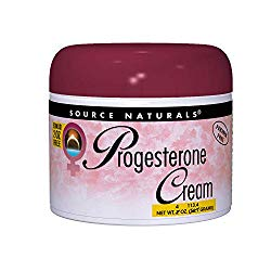 Source Naturals Progesterone Cream