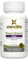 Xtend neuro natural Sleep