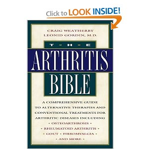 arthritis bible book