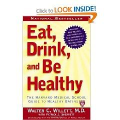 book eat drink be healthy