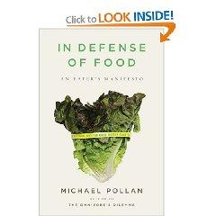 book in defense of food