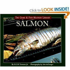 salmon recipes book